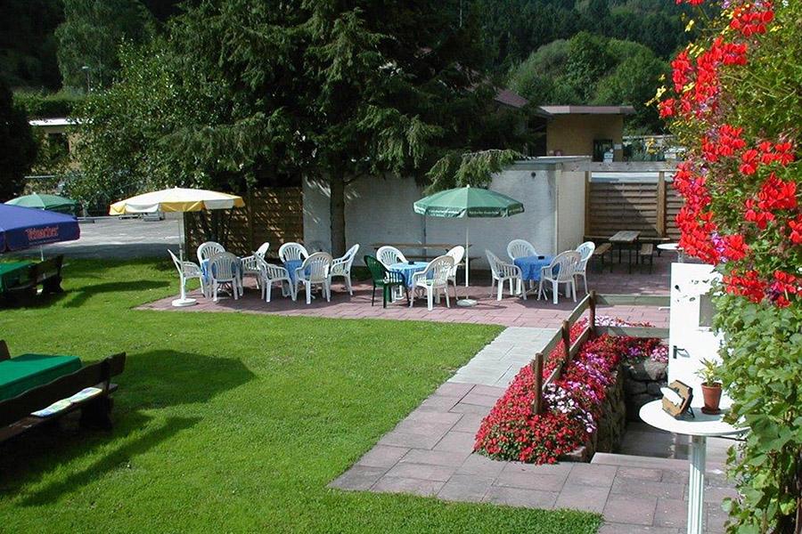 Hotel Teinachtal - Biergarten