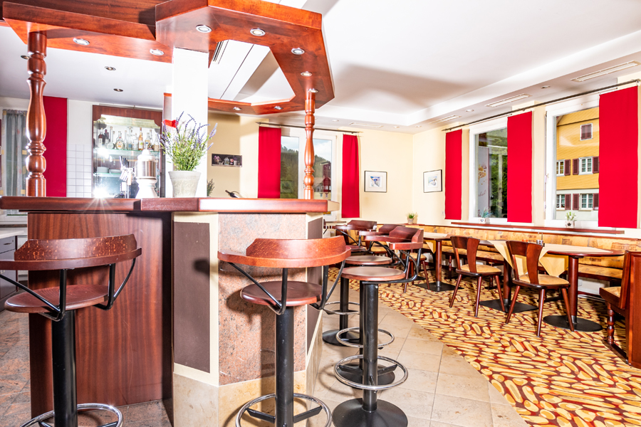 Hotel Teinachtal - Frühstücksraum